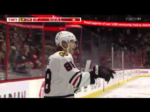 NHL Game Tonight Highlights 12/03/2015. Chicago Blackhawks vs Ottawa Senators