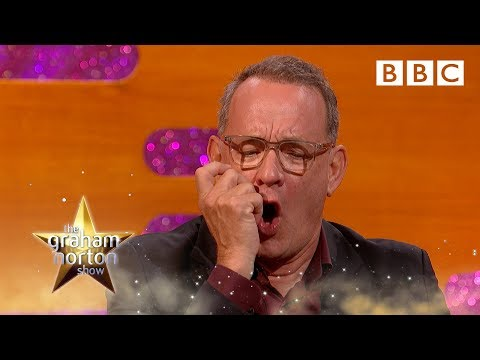 Tom Hanks does a hilarious scouse accent | The Graham Norton Show - BBC
