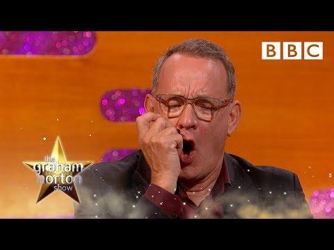 Tom Hanks does a hilarious scouse accent | The Graham Norton Show – BBC