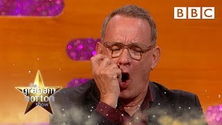 Tom Hanks does a hilarious scouse accent