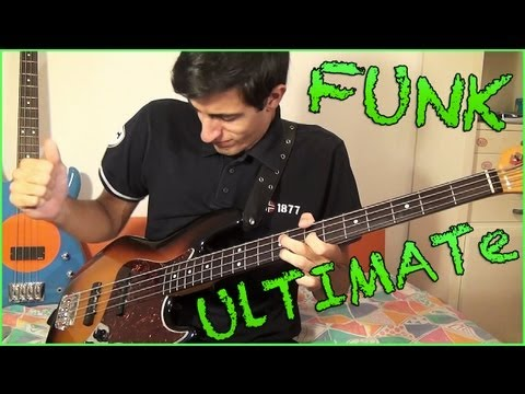 Download Youtube: Ultimate Funk Bass
