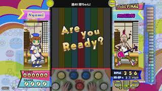 [pop'n music peace] 進め!爺ちゃん! (KEI-ROW PUNK) (H)