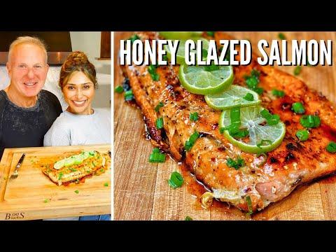 "best-keto-honey-glazed-salmon!-how-to-make-keto-""honey""-glazed-salmon!-simple-&-easy-recipe."