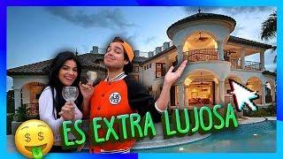 HOUSE TOUR DE LA MANSION DE YOLO AVENTURAS *esta embrujada* - Yolo Aventuras