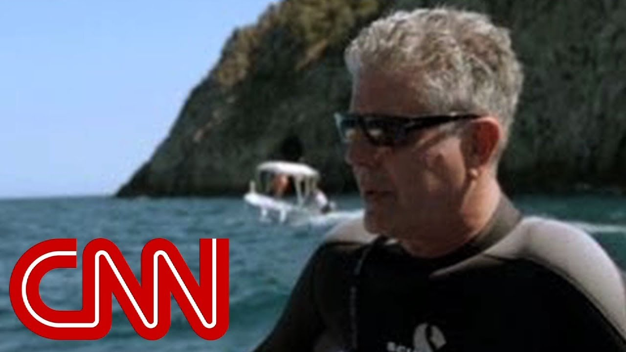 10 Best Anthony Bourdain Tv Episodes From No Reservations To