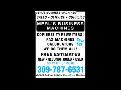 Office Equipment Service And Office Equipment Repair Milan IL 61264