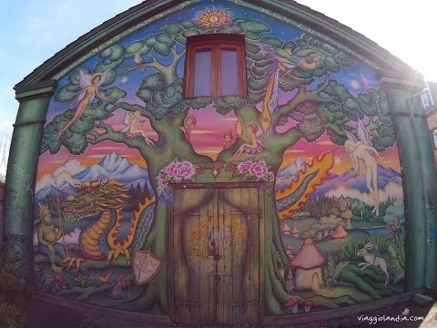 Copenhagen - In giro per Christiania 1° parte