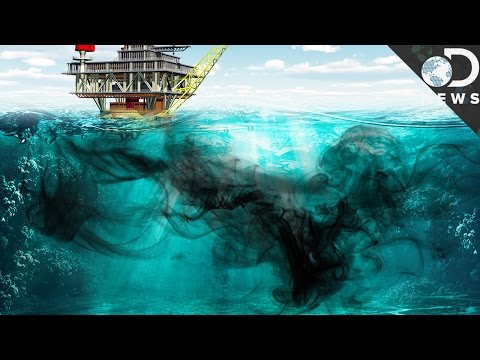 How Did So Much Oil Get Trapped Under The Ocean?