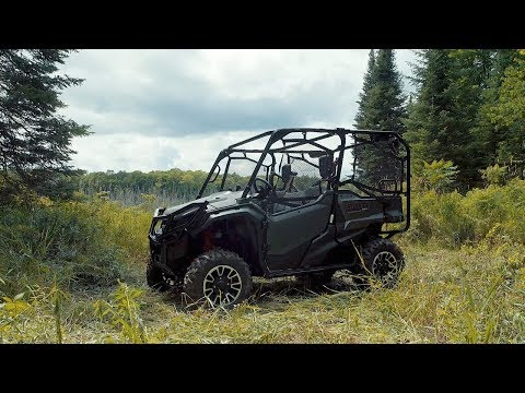Full REVIEW: 2017 Honda Pioneer 1000 LE