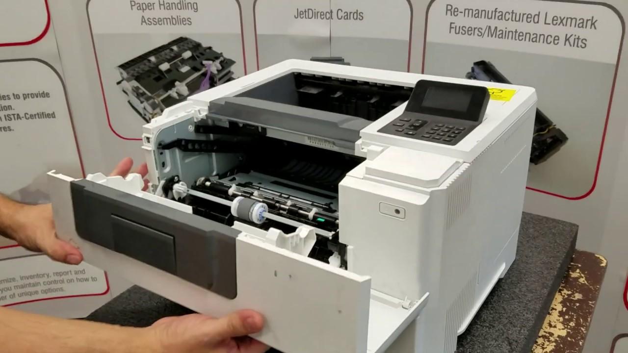 HP LASERJET 9000 9040 9050 PRINTER MAINTENANCE ROLLER KIT PAPER JAM FIX