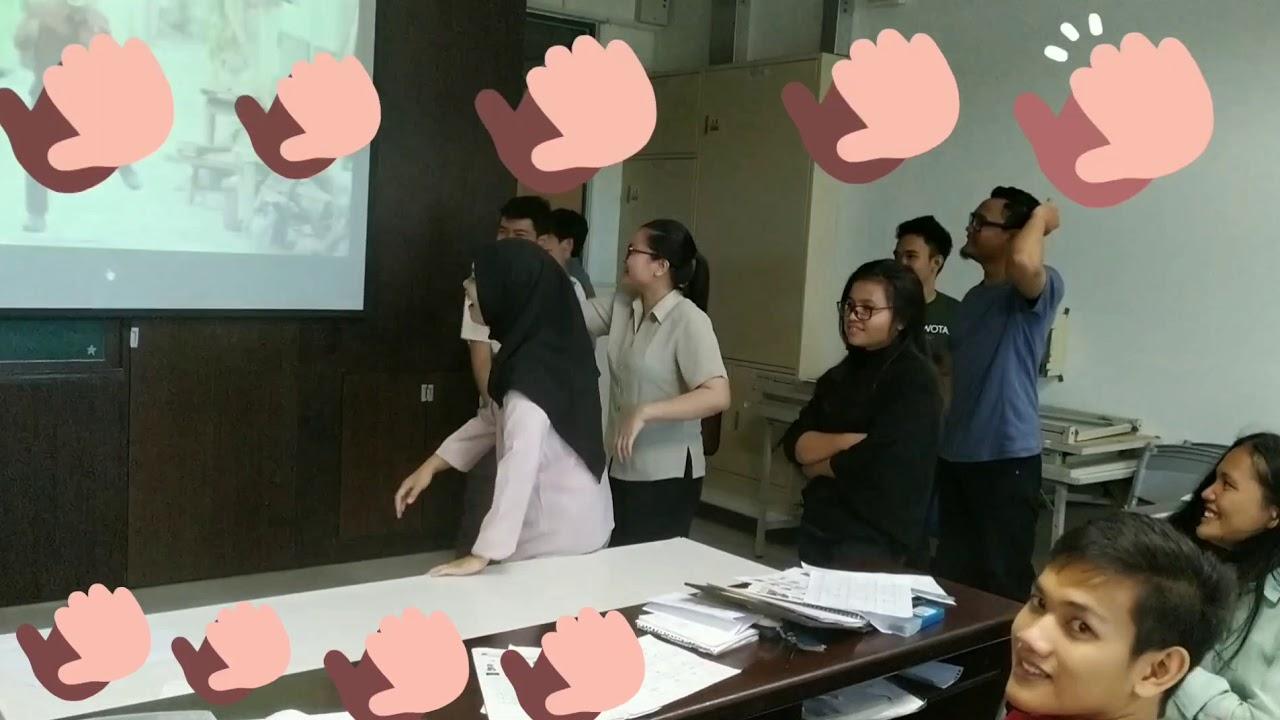 1081122印尼生課堂討論報告加唱歌跳舞