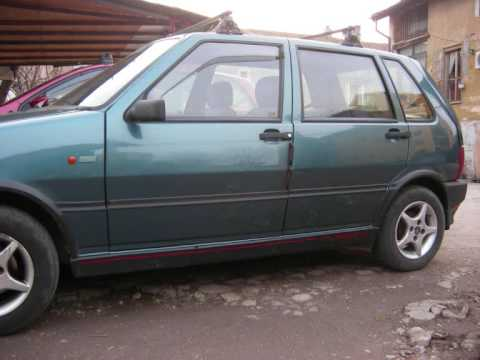 Fiat uno 5 porte kit turbo suite youtube - Portapacchi fiat uno 5 porte ...