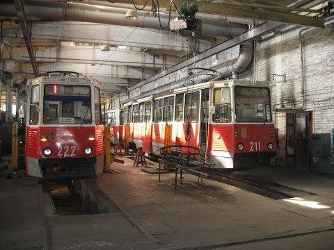 Почему  коллектив Трамвайного управления Бийска оказался под угрозой?