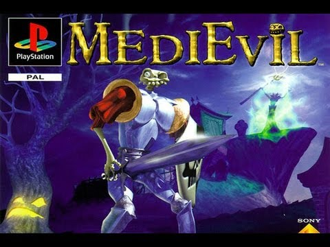 CGRundertow MEDIEVIL for PlayStation Video Game Review - YouTube