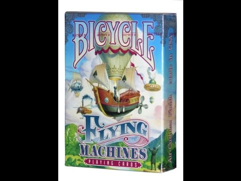machine decks review