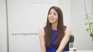 Investing with Impact: Katie Fulford Smith, Big Society Capital
