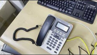인터넷 전화 셋팅 방법