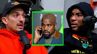 Kanye Upset Over Contract Slavery | Charlamagne Tha God and Andrew Schulz