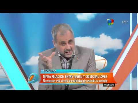 Marcelo Tinelli quiere romper la sociedad con Cristóbal López: Qué pasará con ShowMatch 2016