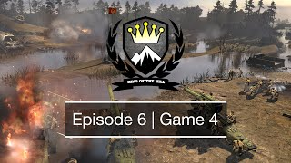 [COH2] King of the Hill | Season 3 | Episode 6 Game 4