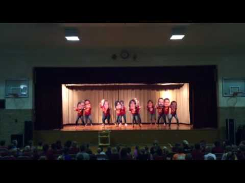 New Bremen Teachers with Dance skills