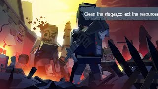 Gunslinger: Zombie Survival Android e IOS Game Play #1