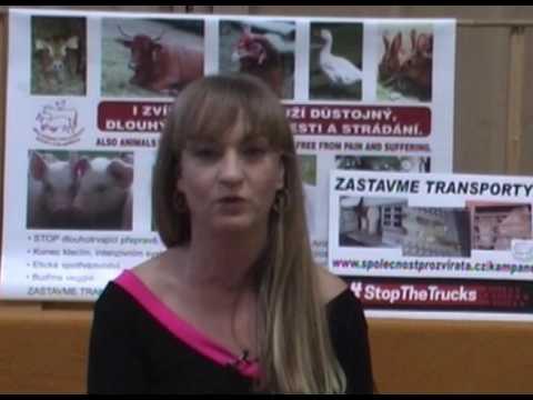 SANDRA POGODOVÁ - ZASTAVME TRANSPORTY
