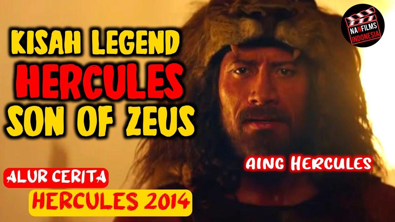 Istri Dan Anak Nya Di Bunuh Demi Menghancurkan Reputasinya Alur Cerita Film Hercules 2014 Youtube