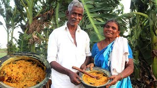 My Village Grandma Cooking Pappu Tomato Recipe |How To Make Tomato Dal Curry| Country foods