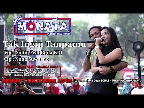 NEW MONATA - (DUET MESRAH RUJUK LAGI )TAK INGIN TANPAMU (OFFICIAL)- RENA FEAT SODIQ - RAMAYANA AUDIO