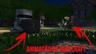 Animação de minecraft [levels]