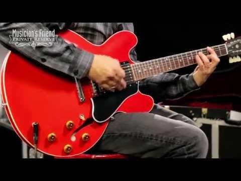 Gibson Custom 2015 1959 ES-335 Historic Dot Reissue Electric Guitar