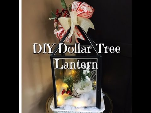 Diy dollar tree holiday lantern how to youtube diy dollar tree holiday lantern how to solutioingenieria Gallery