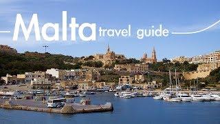 The perfect WINTER DESTINATION: Malta Travel Guide/Vlog