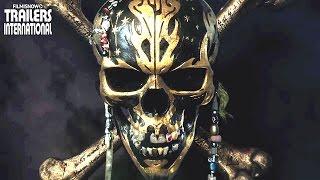 Piratas do Caribe: A Vingança de Salazar | Teaser Trailer [HD]