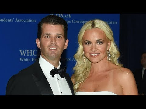 Wife of Donald Trump Jr. taken to hospital after opening envelope containing white powder