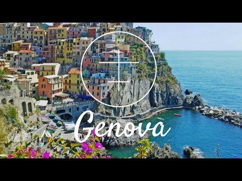 Happy Landing In Sexy Genova, Italy | Challenger 604 ✓