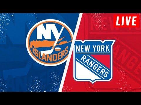 New York Islanders Vs New York Rangers Live | NHL Preseason 2019 | Play By Play Stream