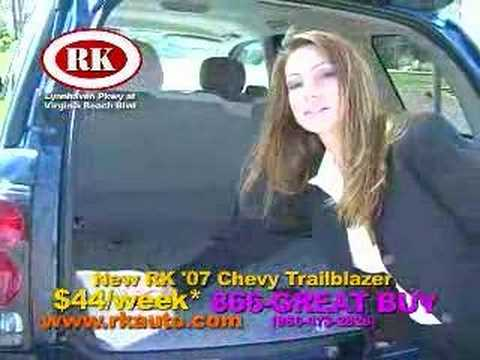 Discover the Chevy Trailblazer - RK Chevy Commercial