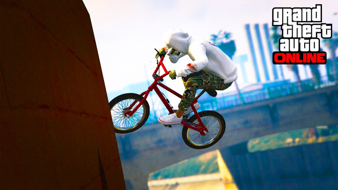 course bmx hard gta 5