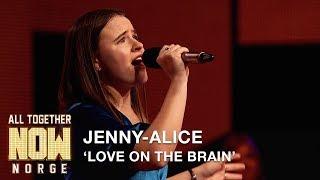 All Together Now Norge | Jenny-Alice synger Love On The Brain av Rihanna i duellen | TVNorge