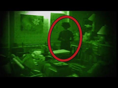 5 Najjezivijih Snimaka Duhova Zabiljezenih Kamerom