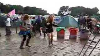Dancing in the Mud