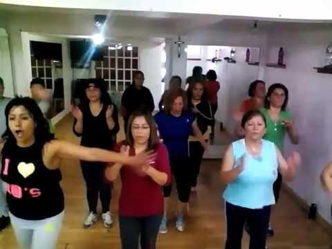 Performance merengue Dance Evolution