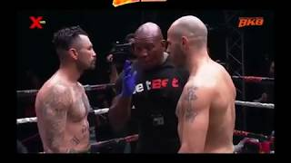 SWEENEY VS PUERTA  BARE KNUCKLE BOXING WAR #BKB17 * HIGHLIGHTS*