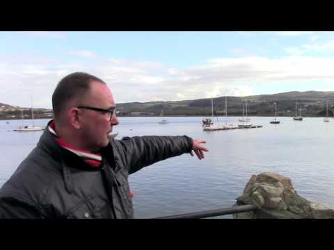 Conwy North Wales Walking Tour