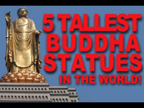 5 Tallest Buddha statues in the world