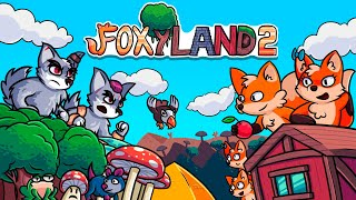TheCyberFlash Plays Foxyland 2 | Platinum Trophy \u0026 100% Achievement Guide