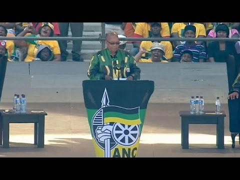 South Africans vote in parliamentary elections