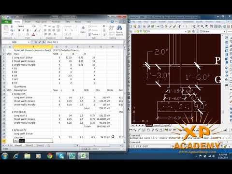 Complete Quantity of Building Urdu Course | Quantity Surveyor | Xpacademy